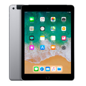 APPLE New iPad 9.7 inch 2018 128GB WIFI and Cellular - Grey
