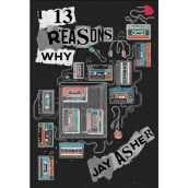 13 Reasons Why - Jay Asher - 9786026682246