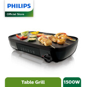 PHILIPS Table Grill HD6320