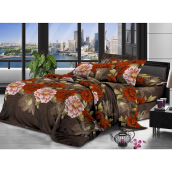 NYENYAK Camellia Fitted Sheet / Comforter - KING/QUEEN/SINGLE