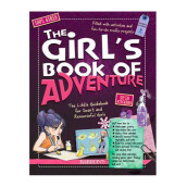 The Girls Book Of Adventure: The Little Guidebook For Smart And Resourceful Girls Import Book - Michèle Lecreux , By (author)  Celia Gallais ,  - 9780764166105