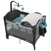GRACO Baby Box Pack n Play Portable Naper and Changer - Affinia