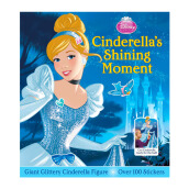 Disney Princess Cinderellas Shining Moment Import Book - Lori C Froeb , Other  Disney Princess  - 9780794425470