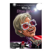 Who Is Elton John? Import Book - Kirsten Anderson - 9780448488462