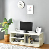LIVIEN FURNITURE - Colorido Dresser White White