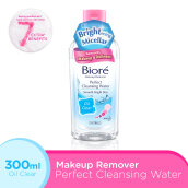 BIORE Makeup Remover Perfect Cleansing Water Oil Clear 300ml