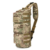 SiYing S371 New men's shoulder bag/chest bag/Messenger bag/sports outdoor army bag