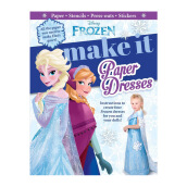 Disney Frozen Paper Dresses Import Book -  - 9780794433567