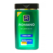 ROMANO Shampoo Strong & Shiny Classic 170ml