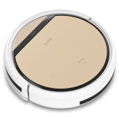 Ilife V5S Pro Robotic Vacuum Cleaner Gold