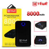 TEWE Power Bank 8000 Mah T80
