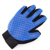 Jantens Hot silicone dog gloves dog accessories pet cat gloves hair cleaning massage pet supplies