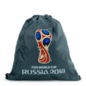 FIFA Official Licensed Product Drawsting Bag - Grey [One Size] 93-51-0007