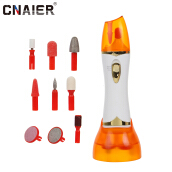 CNAIER AE-907 Orange Electric Nursing the Hands & Feet Female Beauty Products Personal Care Skin Care Pedicure Tools