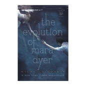 The Evolution Of Mara Dyer Import Book - Michelle Hodkin - 9781442421806