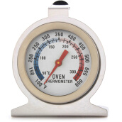 Anamode Oven Thermometer Celsius Tools Bakeware Utensils Kitchen Tools -Onesize - Silver