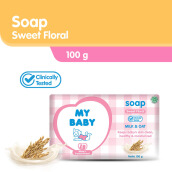 My Baby Bar Soap Sweet Floral 100g