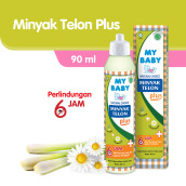 MY BABY Minyak Telon Plus 90ml