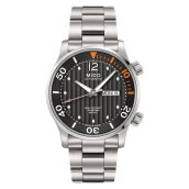 Mido M005.930.11.060.80 Multifort Automatic Black Dial Stainless Steel Strap [M005.930.11.060.80]