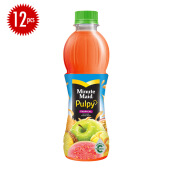 MINUTE MAID Pulpy Tropical PET Botol Carton 300ml x 12pcs