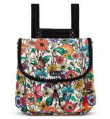 Sakroots Convertible Backpack Optic In Bloom
