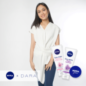 NIVEA #ILOVEMYBODY Packages - Limited Dara Women 3