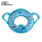 Aosen Bethbear Soft Training Potty Seat with Handles / Splash Guard for Boys / Girls