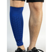 SBART 2pcs Running Compression Sleeves Calf Leg Shin Splints Elbow Knee Pads Protection Sports Safety