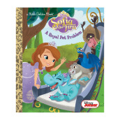 Disney Junior: Sofia The First: A Royal Pet Problem Import Book -  Andrea Posner-Sanchez , - 9780736433082