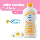 MY BABY Powder Fresh Fruity - 350gr