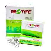 RE-TYPE Paper Clip No. 1 (1 Pack = 10 Box)