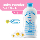 MY BABY Powder Soft and Gentle - 500gr