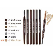 Etude House - Drawing Eye Brow Pencil - 1 Pcs - Random