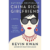 China Rich Girlfriend Import Book - Kevin Kwan - 9781101973394