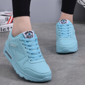 Jantens 2018 New Fashion Flat Women Trainers Breathable Shoes