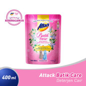 ATTACK Batik Care Pouch 400ml