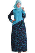 SHORAYYA Gamis Kejora - Tosca - All Size