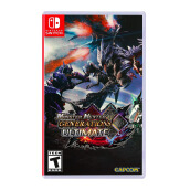 NINTENDO Switch Game -  Monster Hunter Generations Ultimate