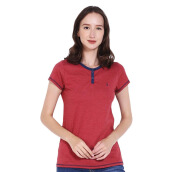GREENLIGHT Ladies Tshirt 5412 254121722 - Red