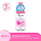 BIORE Makeup Remover Perfect Cleansing Water Soften Up 300ml