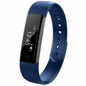 SANDA ID115 Fitness Tracker Pedometer Sports Fashion Smart Band For Huawei Xiaomi Samsung iPhone