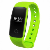 SANDA ID107 Activity Tracker Blood Pressure Pedometer Sport Smart Band For Xiaomi Samsung Huawei iphone