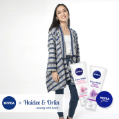 NIVEA #ILOVEMYBODY Packages - Limited Haidee & Orlin 4