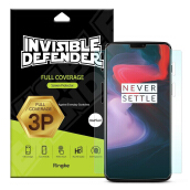 Ringke ID Invisible Defender Full Screen Protector for OnePlus 6