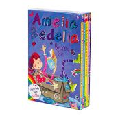Amelia Bedelia Chapter Books Boxed Set Import Book - Herman Parish ,  - 9780062334206