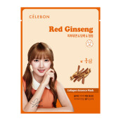 CELEBON RED GINSENG Collagen Essence Mask