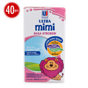 ULTRA Mimi Stroberi Carton 125ml x 40pcs