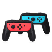 Aosen 2-Pack For Nintendo Switch Joy-Con Grips Kit Controller Handle Handheld Holder