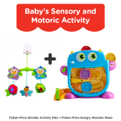 FISHER PRICE Baby's Sensory and Motoric Activity