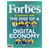 FORBES Indonesia February 2018 Magazine